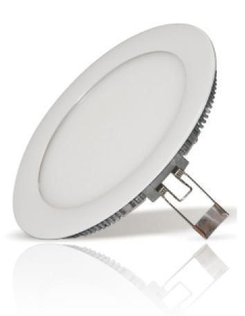 Pannello luminoso a LED rotondo